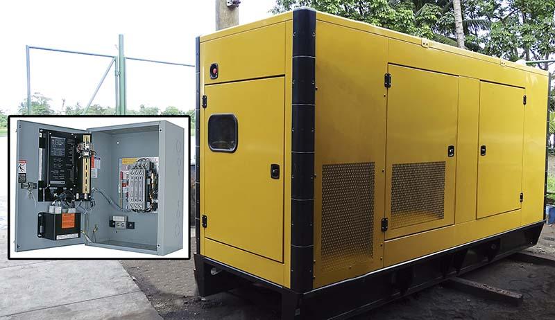 Mantenimiento e Instalación de Plantas de Emergencia y Transferencias Automáticas